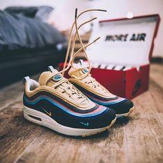 "2954d1c6 @amg.sneakers on Instagram: ""Nike x Sean Wotherspoon Air Max 97 Sale: 5990  рублей ‼ ⠀ Для заказа пишите в Директ."""