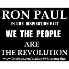 This <3 Ron Paul restored my faith that we *could* have good leaders in politics.