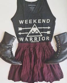 Weekend warrior t