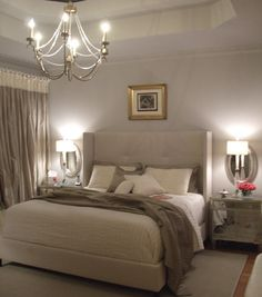Eclectic Spaces Upholstered Headboard Design, Pictures, Remodel, Decor and Ideas - page 4