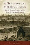 """""""Some 37,000 soldiers from six German principalities, collectively remembered as Hessians, entered service as British auxiliaries in the American War of Independence. At times, they constituted a third of the British army in North America, and thousands of them were imprisoned by the Americans."""" http://jaspercat.manhattan.edu/cgi-bin/koha/opac-detail.pl?biblionumber=1156837"""