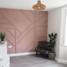 Home Bedroom, Bedroom Decor, Bedrooms, Spa Room Decor, Baby Bedroom, Bedroom Colors, Bedroom Ideas, Accent Wall Bedroom, Accent Walls