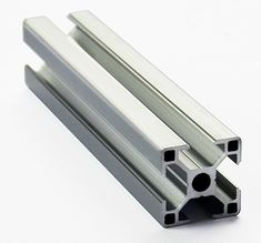 3030 Aluminum Profile Extrusion 30 Series, Aluminum Tube Length 1 Meter
