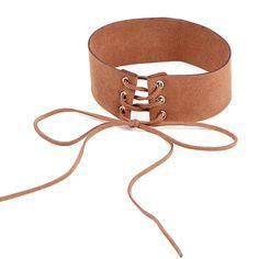 אם אתה brincos אופנה עור צווארון גותי שרשראות choker choker collares bijoux תכשיטי pendents שרשרת לנשים מתנות