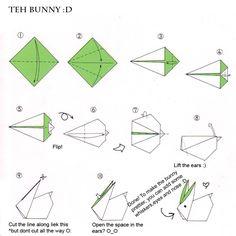 origami | TUTORIAL ORIGAMI