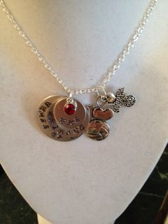Class of 2015 Necklace on Etsy, $25.00