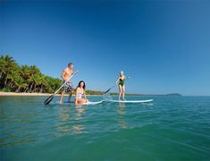 Travelling to Port Douglas in Tropical North Queensland? Here we map out an itinerary for up to five days to help you take in the sights and experience the region. Best Stand Up, Caravan Hire, Sup Stand Up Paddle, Great Barrier Reef, Cairns, Paddle Boarding, Surfboard, Places To Travel, Road Trip