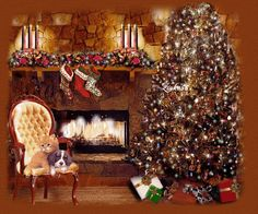 karácsonyi háttérképek számítógépre - Google keresés