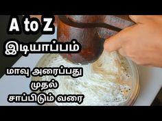 ராகி இடியாப்பம் செய்முறை   how to make Ragi special idiyappam - YouTube