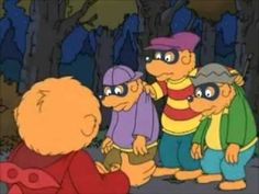 The Berenstain Bears - Trick or Treat