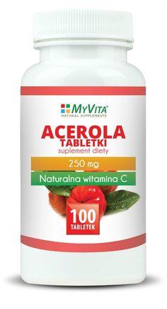 Acerola 250 mg 100 tab.