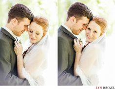 Romantic portrait of the bride and groom under a willow tree on a bright sunny day in Listowel, Ontario. Farm Wedding, Wedding Events, Rustic Wedding, Weddings, Willow Tree, Sunny Days, Ontario, Acre, Groom