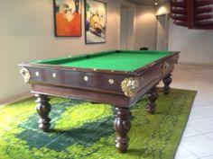 Antique Italian Pool Table Pocket Plates Shaped As Hands Antique - Italian pool table
