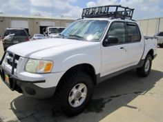 1-of-a-Kind 2001 #Ford #Explorer Sport Trac #4x4 with Leather & Sunroof Just Reduced to $5,988! -- http://www.cashcarstore.com/classifieds/category/209/Trucks/listings/14586/2001-Ford-Explorer-Sport-Trac.html  #Offroad #4WD #HuntingTruck #CheapTruck #1stTruck