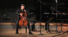 Johann Sebastian Bach: Chaconne from Partita for Solo Violin No.2, BWV 1004, arr. fof cello – Peter Schmidt