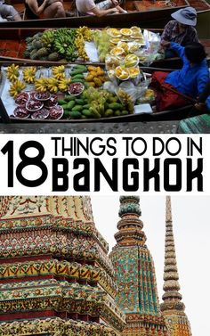 The best of Bangkok in one post! Find all of the top things to do in Bangkok for any itinerary. ***************************************** Things to do in Bangkok   What to do in Bangkok   Bangkok Thailand   Bangkok travel   Bangkok food   Things to do in Bangkok top 10   Things to do in Bangkok bucket list   Thailand things to do   Thailand travel   Thailand backpacking   Southeast Asia   Southeast Asia backpacking   Things to do in south east Asia   Thailand bucket list   Bangkok bucket…