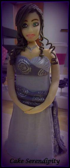 Model of Skye for her Birthday cake.