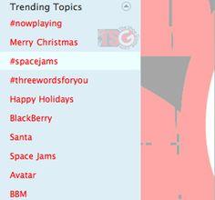 Space Jam Twitter Trending Topic