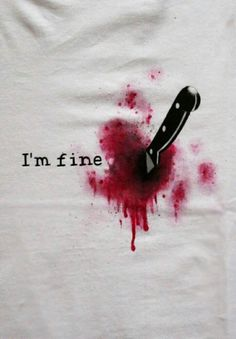I'm fine