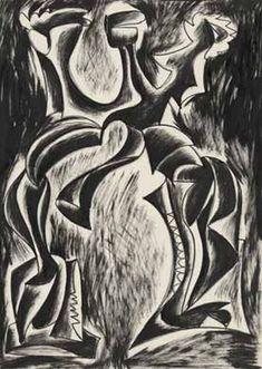 Γαϊτης Γιάννης – Giannis Gaitis [1923-1984] | paletaart - Χρώμα & Φώς Modern Art, Sculptures, Abstract, Artwork, Painting, Summary, Work Of Art, Auguste Rodin Artwork, Painting Art