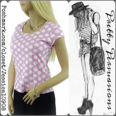 "Marimekko Pink White Retro Polkadot Open Back Top Marimekko Pink & White Polkadot Open Back Top  MSRP $185.00  Size Labeled: Medium ~ best fits a S to S/M (Recommended: Always view measurements for best, most accurate fit) Measurements taken in inches:  Length: 22"" Bust: 36"" Waist: 32.5"" Hips: 35""  Features:  • cap sleeves  • white polkadot print • ties at back of neck • open back detail • material has stretch  Material: Cotton   Condition: Gently preloved. No stains or defects.   Bundle…"