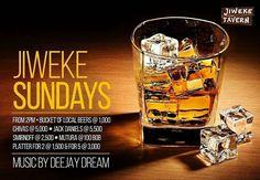 @jiweke_tavern @jiwekesunday #at254 #nairobi #entertainment #february #aquarius #sunday #live #hangout #clubbing #queen #bestfriend #friends #friendship #guys #bosslady #diva #divas #happy #food #kenya #tag2post #bestdjs #bottles #johnnywalker #baileys #beer #vodka #chivas