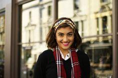 Look Desenrolado em Londres: Mix de estampas