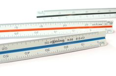 Rotring ruler
