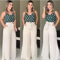 Pin on Stylish work outfits Stylish Work Outfits, Curvy Outfits, Classy Outfits, Chic Outfits, Cute Fashion, Fashion Pants, Fashion Dresses, Spring Fashion, Plus Size Dresses