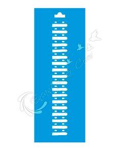 STENCIL LITOARTE STP-004 CERQUINHA