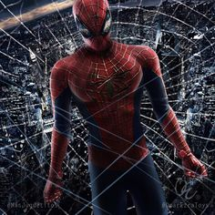 """The Amazing Spiderman"" #MisJuguetitos #OmarEzraToys #PhoTOYgrapher #Marvel #Spiderman #SideShowCollectables #HotToys"
