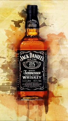 Jack Daniels iPhone wallpaper #art - @mobile9