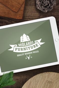 Midlands Furniture Logo Development - Cosmic Creations