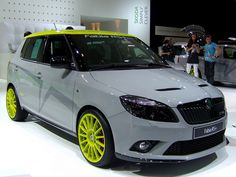 Skoda Fabia RS+ Tuning Motor, Car Tuning, Volkswagen, Automotive Upholstery, Vw Group, Skoda Fabia, Expensive Cars, Small Cars, Car Wrap