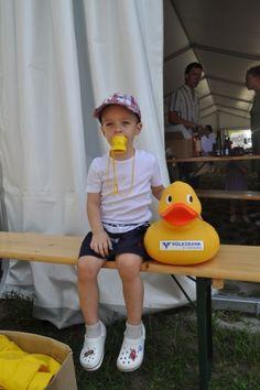 duck racing