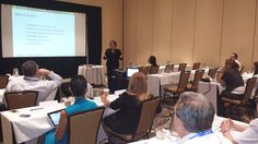 Attendees learn how to make friends with clutter. #IAEE_HQ #ASAE13 #ChirpE #IAEE_MYM