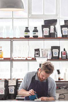 London: We Talk Restaurant Coffee With Lyle's Chef James Lowe - Sprudge.com