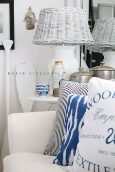 HOUSE of IDEAS - Beautiful blog with plenty of lovely ideas and DIY