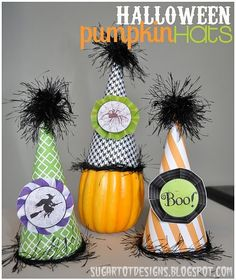 fall/ halloween party ideas for first birthday photos - Google Search