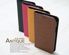 Antique Vintage Stunning Flip Diary Case for LG F70