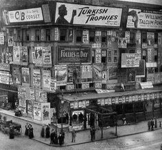 """Times Square 1909, from the Facebook page """" History in pictures """""""
