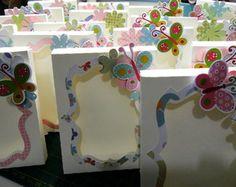 Porta Retrato Floral