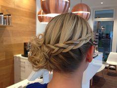 #oktoberfest #wiesn #frisur #hair #style #look #makeup