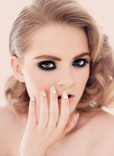 """NCLA Limited-Edition Designer Nail Wraps in """"Jenna's Nude Moon,"""" $16"""