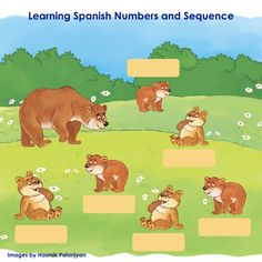 Spanish numbers learning activities emphasize more than numerical order. These activities boost science literacy, reading, and vocabulary. Engage In Learning, Learning Spanish, Learning Activities, Co Teaching, Teaching Strategies, Learn Phonetics, Spanish Numbers, Science Vocabulary, Story Sequencing
