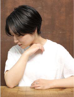 Japanese Short Hair, Asian Short Hair, Very Short Hair, Short Hair Cuts For Women, Tomboy Hairstyles, Tomboy Haircut, Pretty Hairstyles, Hairstyles Haircuts, Shot Hair Styles