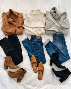 Lilly & Grant – Cozy Fall 2019 Outfits , Lilly & Grant – Cozy Fall 2019 Outfits , Mode – Style Source by trendymood Fall Winter Outfits, Autumn Winter Fashion, Simple Fall Outfits, Autumn Casual, Teen Fall Outfits, Fall Fashion Outfits, Autumn Fall, Winter Dresses, Sweater Fashion
