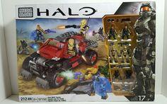 NEW Halo Mega Bloks Red UNSC Spade Set 97158 in Toys & Hobbies, Building Toys, Mega Bloks | eBay