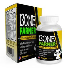 Bone Farmer - Ultimate Bone Health & Density Support Supplement – Elevate…
