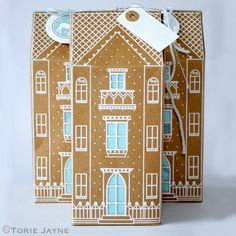 inspiration: House gift boxes by toriejayne, via Flickr